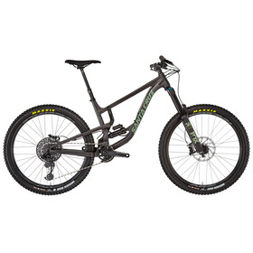 Santa Cruz Nomad 4 AL S-Kit Full suspension mountainbike zwart